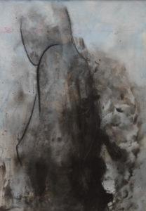 George Geutjes, Liemers Museum, Zevenaar, Almere, zwart en grijs